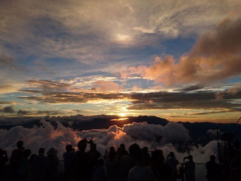 パノラマと雲海に感動!北志賀高原竜王「SORA terrace」