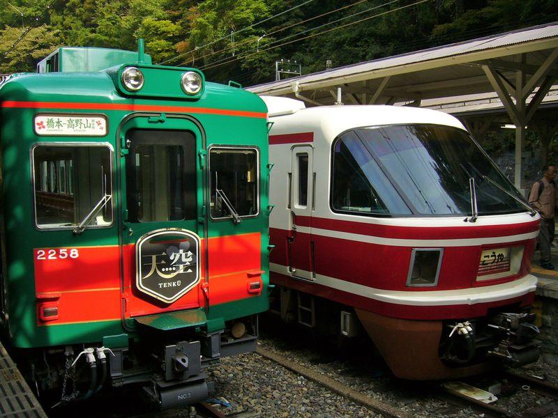 関西私鉄の「高野山1dayチケット」で行く世界遺産・高野山