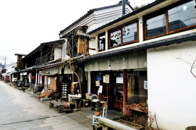 今は閑静な通りに息づくかつては賑やかだった宿場町「信州上田 柳町」