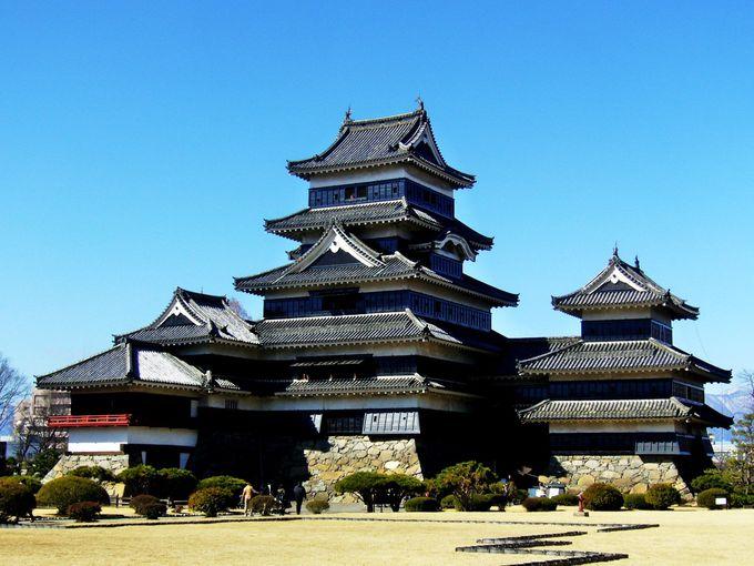 1.国宝 松本城
