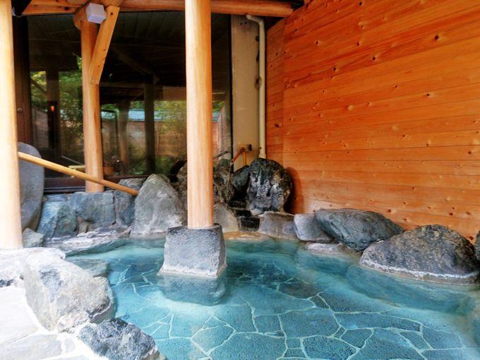 日本唯一の天然水素温泉・白馬八方温泉「樅の木ホテル 庄兵衛の湯」