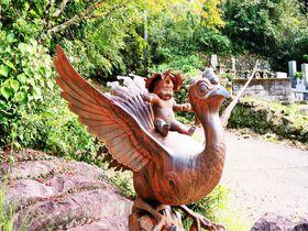 長寿の霊泉「湯谷温泉」も!奥三河・仙人伝説の残る古刹「鳳来寺」散策