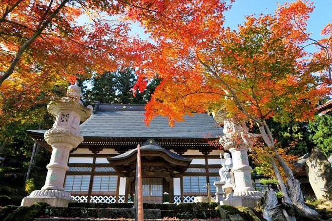 飯山を訪れた文人墨客の足跡を偲ぶ小旅行「寺めぐり遊歩道」