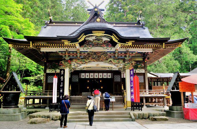 ミシュラン一つ星のパワースポット「宝登山神社」