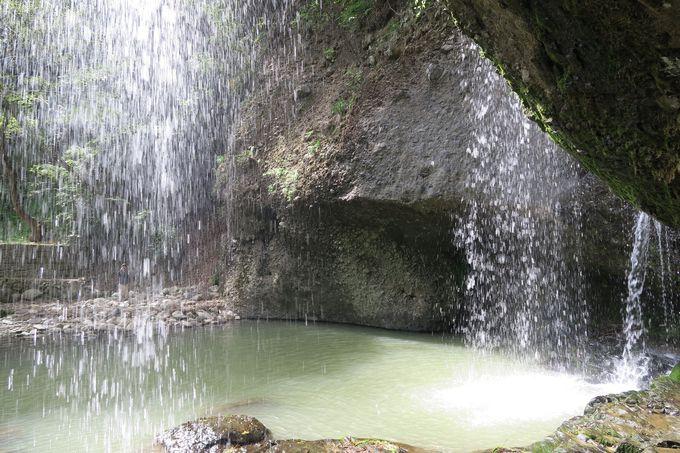 9.月待の滝