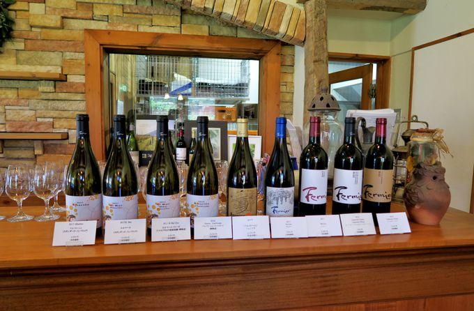 個性あふれる新潟ならではのワインを生む「フェルミエ」