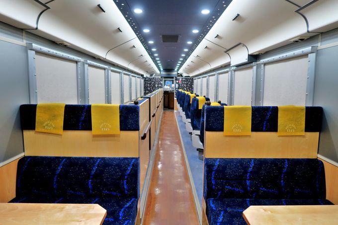 小海線を走る「HIGH RAIL 1375」は快速観光列車