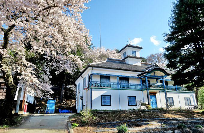 山里に流れる100年の時間と三代校舎の春