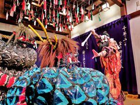 島根県有福温泉で温泉情緒と大迫力の「石見神楽」を愉しむ!