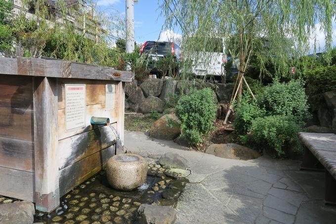 お堀の水をたどるコース:松本城北門からスタート