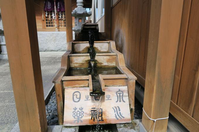 水の生まれる街コース:中町通りから女鳥羽川沿いへ