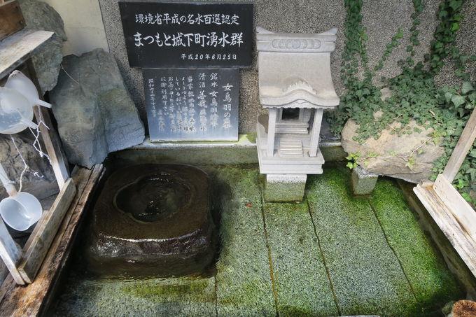 時代とともに守られた水コース:古の旅人を潤した泉をめぐる
