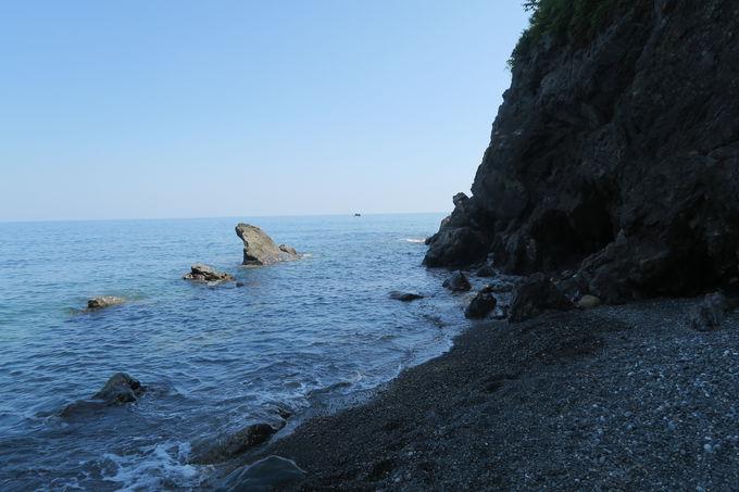 1億年前の岩が露出する天下の険「親不知ジオサイト」