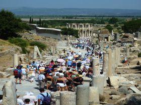 ついに世界遺産に!トルコ「エフェソス」で古代ローマへ時間旅行