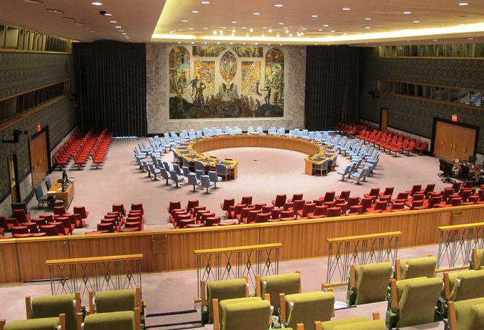 3.国際連合本部ビル
