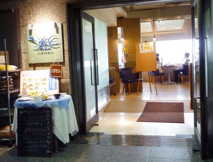羽田空港へ行くなら食事はここで