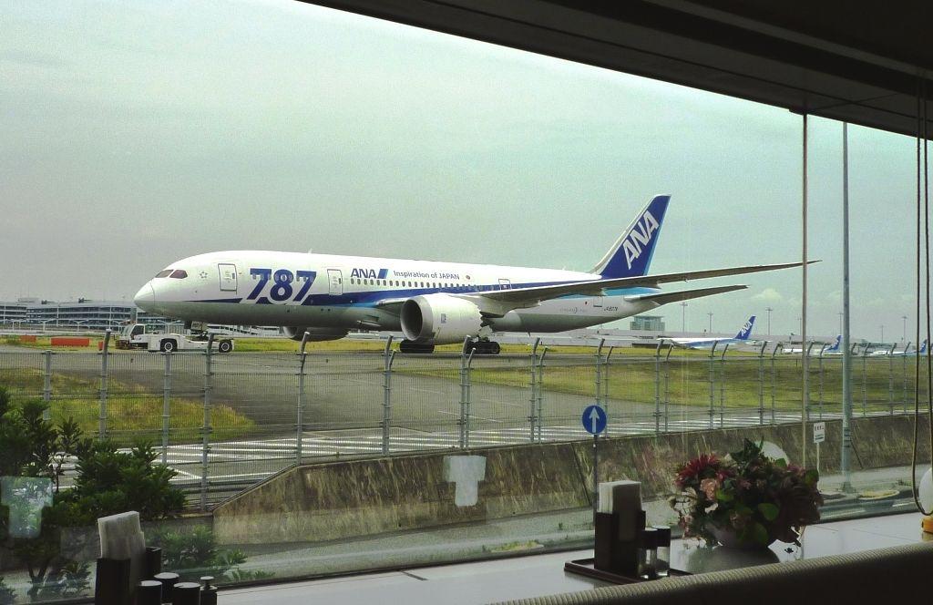 航空機ファン垂涎!羽田空港を臨む喫茶店「ブルーコーナー」
