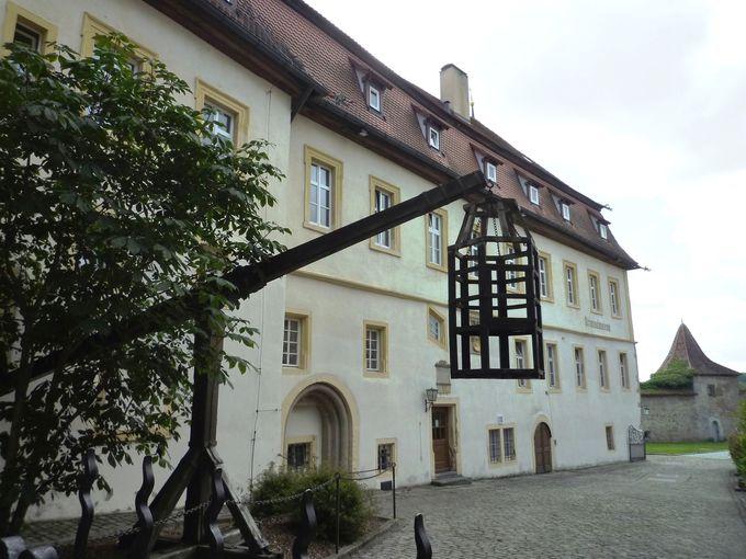 5.中世犯罪博物館