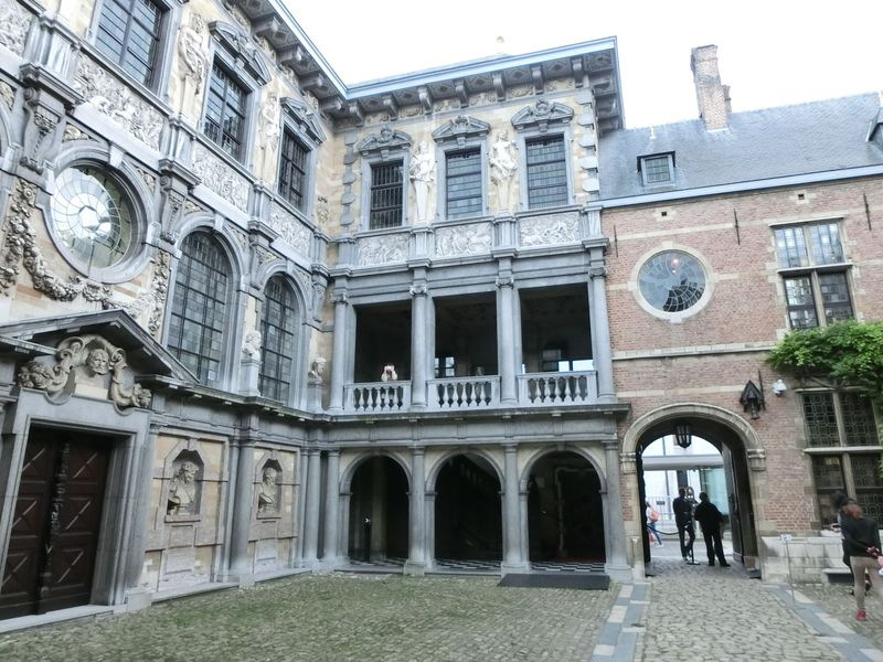 ベルギー・アントワープで豪邸「ルーベンスハウス」を訪問しよう!