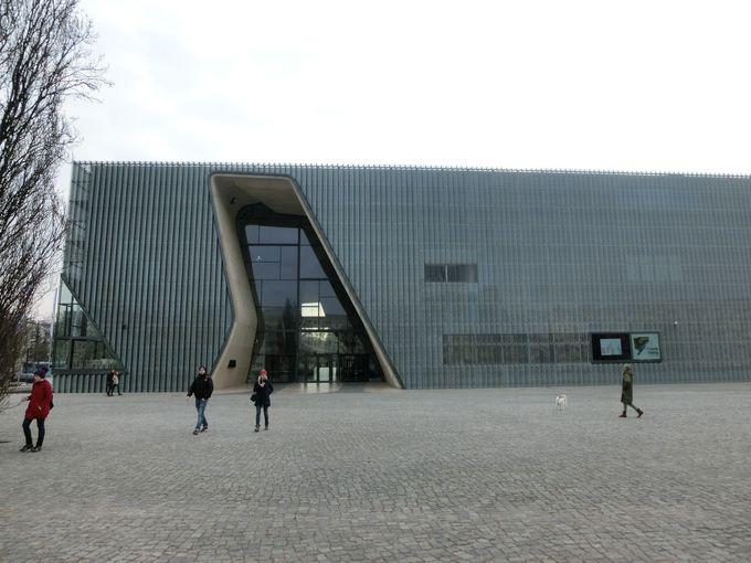 1000年のユダヤ史を知る「ポーランド・ユダヤ人歴史博物館」