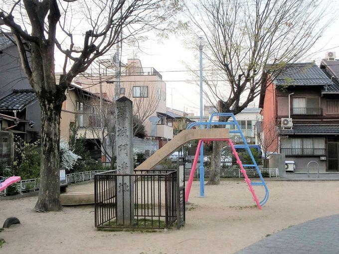 後日談の舞台「羅城門」
