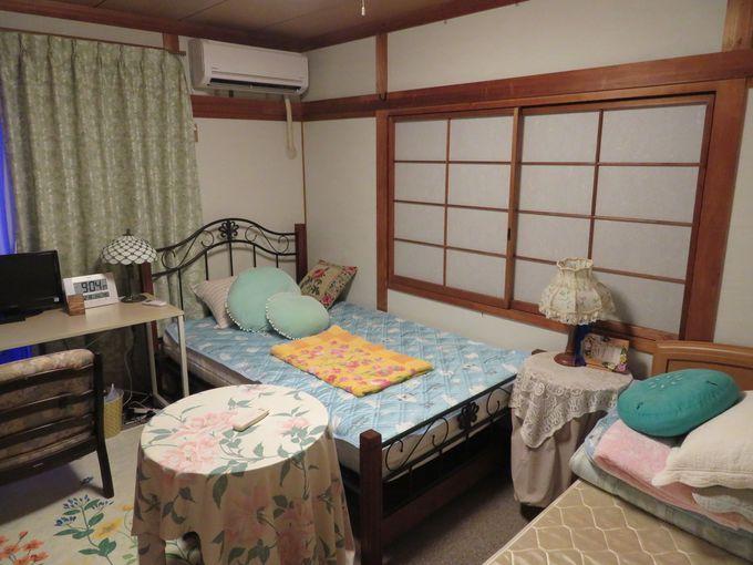 最高の立地に3000円台で宿泊できる!