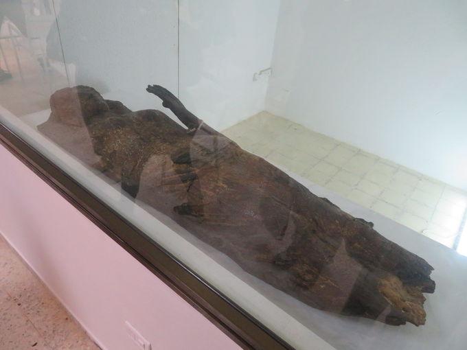 ケルクアン考古学博物館で奇跡の女神と対面