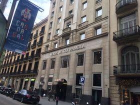カタルーニャ広場も徒歩圏内!バルセロナ「ホテル セルス リボリ ランブラ」