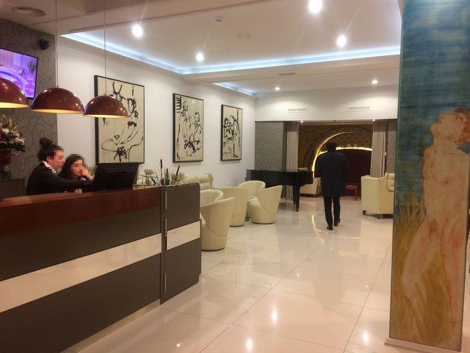 2.ホテル セルス リボリ ランブラ