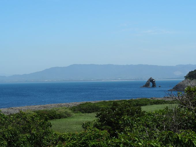 相島の楽しみ方�A島を散策する