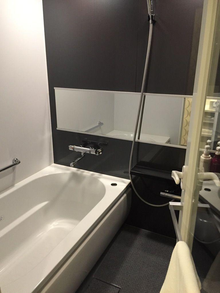 その3:家のお風呂みたいに快適!?