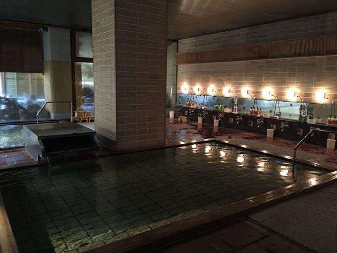 「ホテル清風苑」のもうひとつの大浴場