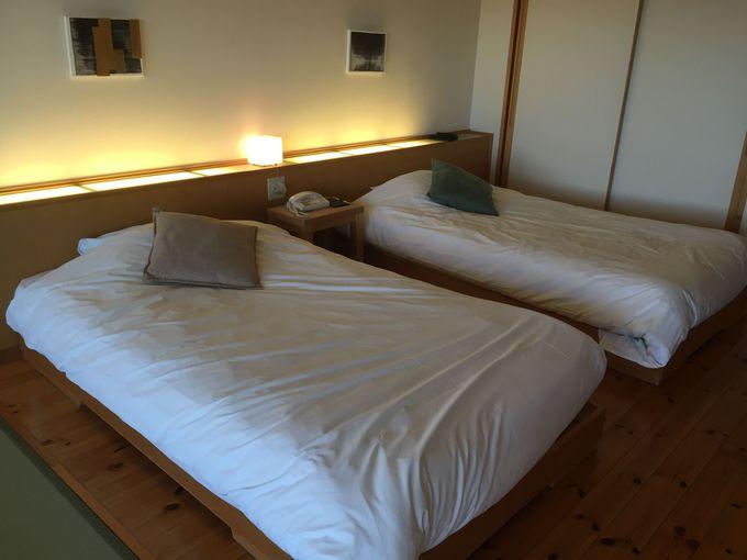 「ホテル松島大観荘」のお部屋は多種多様。