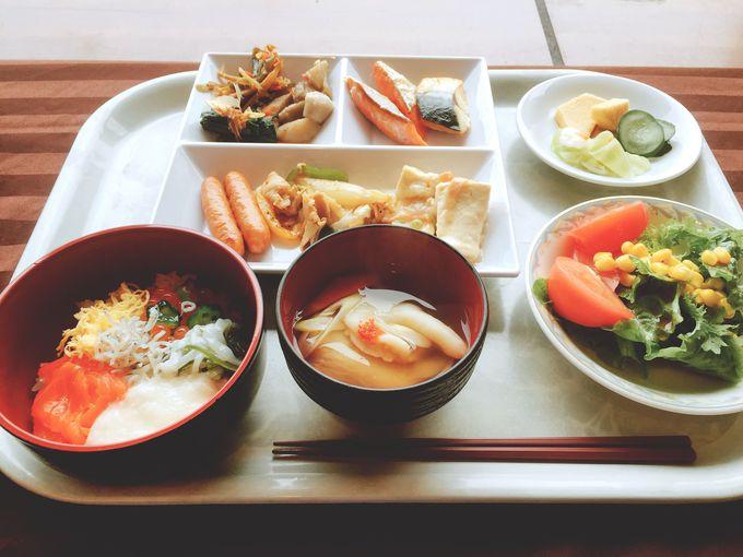 「ホテル東日本盛岡」の一押し!美味しい朝ごはん
