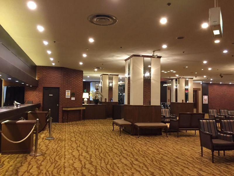 原敬別邸跡に建つ老舗の宿「アートホテル盛岡」