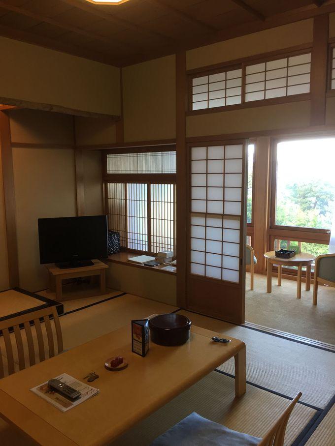 「十和田ホテル」本館の客室はすべて異なるしつらえ!