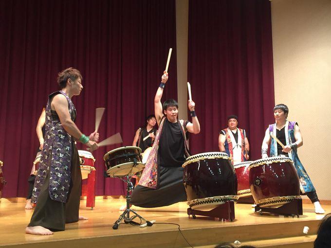 なまはげの郷「男鹿」を表現した和太鼓曲も楽しもう!