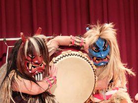 男鹿温泉郷の熱い夜!大迫力の「なまはげ太鼓ライブ」を見逃すな