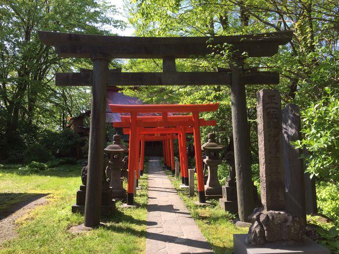 4.与次郎稲荷神社