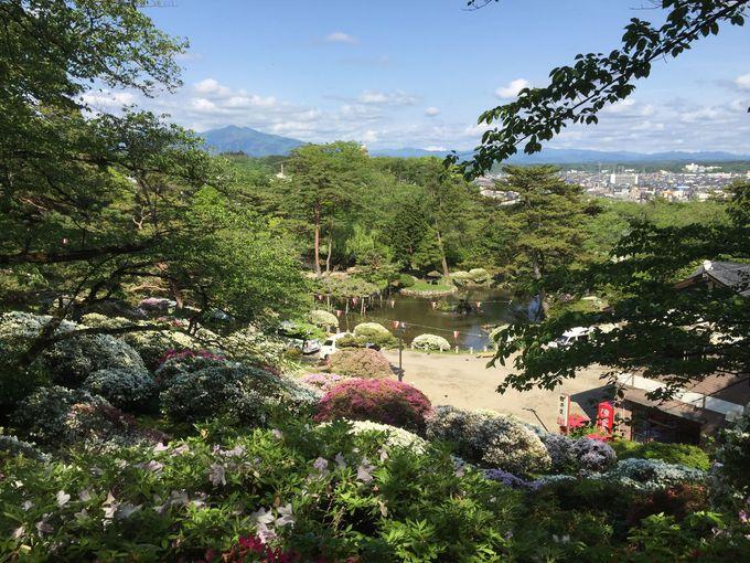 2.千秋公園(久保田城跡)