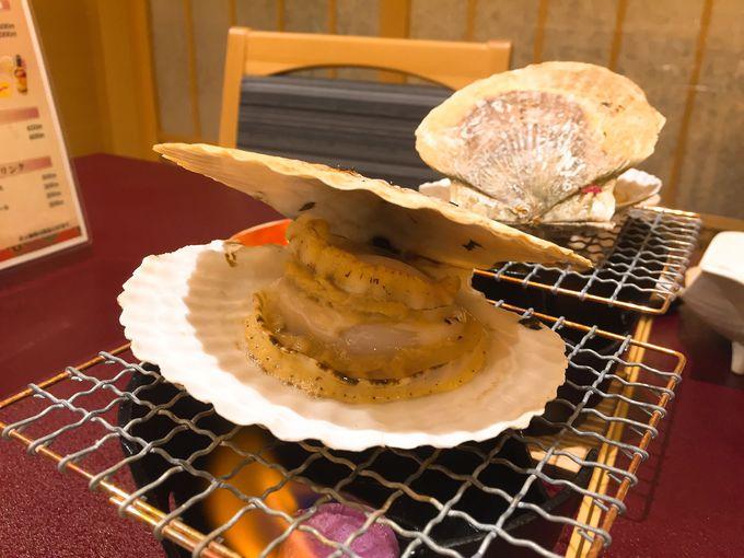 「網元の宿 磯村」の夕食で気仙沼の珍しい食材に出会う