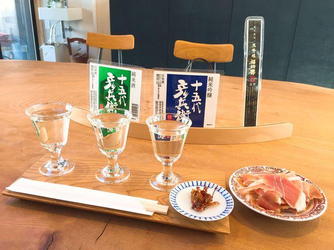 秋田県五城目町「下夕町醸し室HIKOBE」で出会う!風土が育む美味い酒