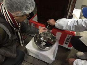 毎年2月のたった1日だけ!秋田県五城目町「福禄寿酒造」の酒蔵開放