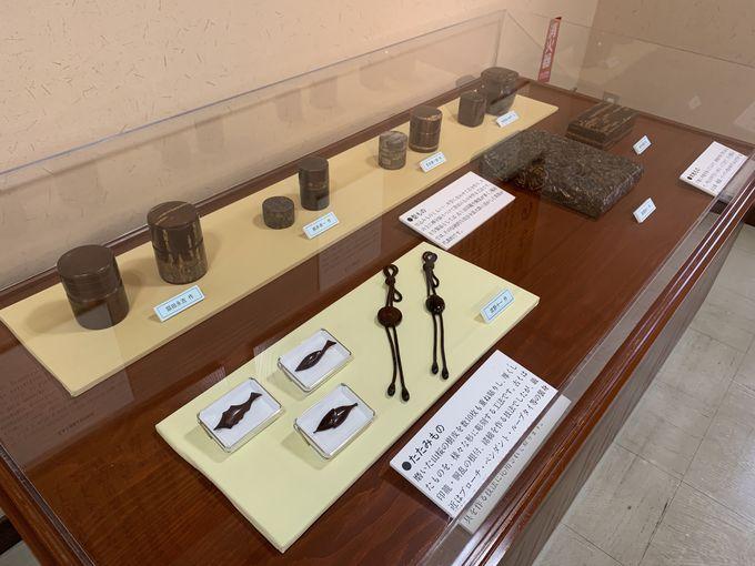 樺細工の制作工程や種類について学ぼう
