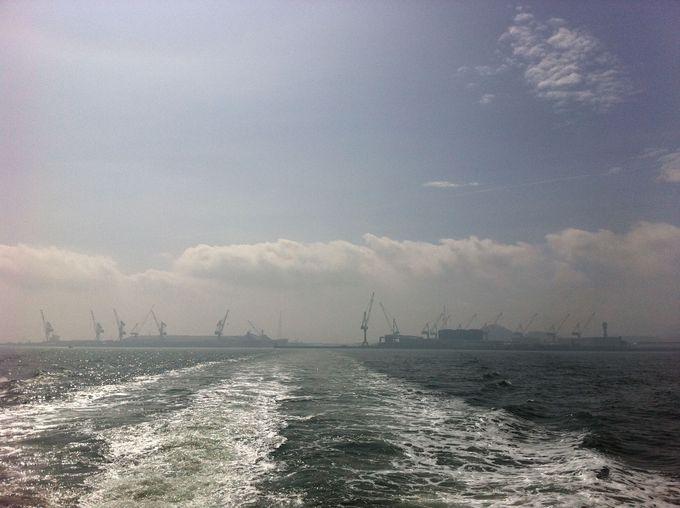 佐柳島へのアクセス