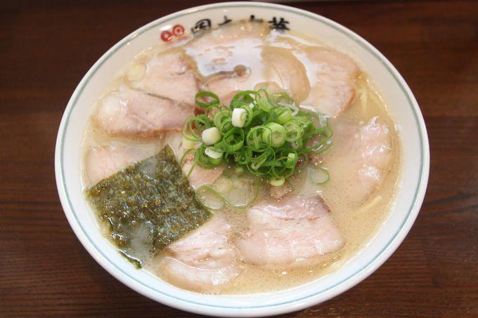 徳島ラーメンのルーツと言われる「白系」