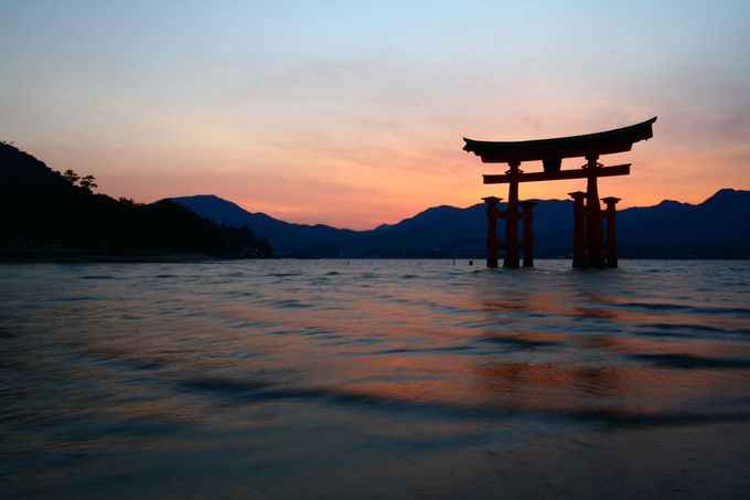 7.厳島神社(広島県)