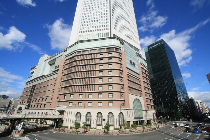 『半沢直樹』のロケ地!大阪の梅田阪急ビルで夜景も楽しもう