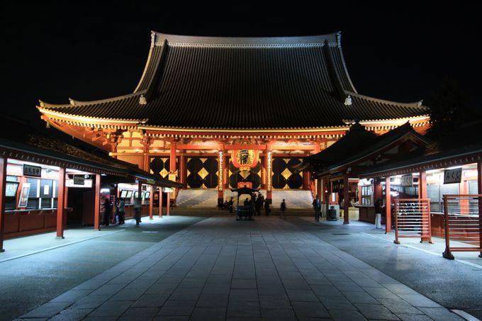 浅草観光のスタート地点はやっぱり「浅草寺・雷門」