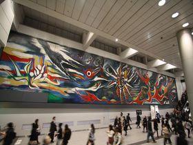 岡本太郎と言えば?渋谷・青山で岡本太郎アートに触れよう